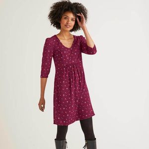 Boden Ruby Ring Country Ditsy Eliza Dress